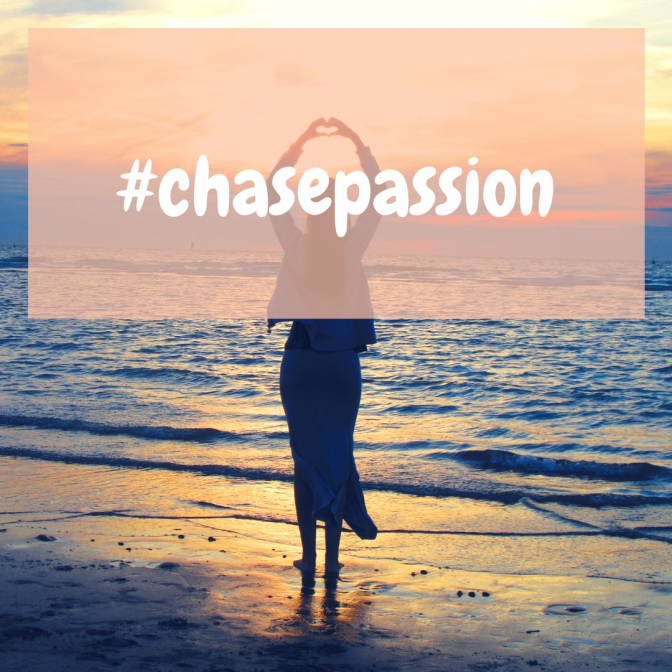 Chase Passion Not Cheese