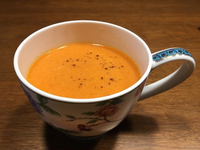 红汤诞生记–Creamy Tomato Soup