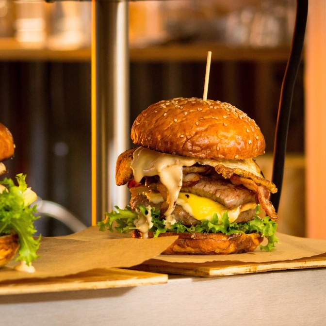 7 Recommendations of Burger Joints in Beijing