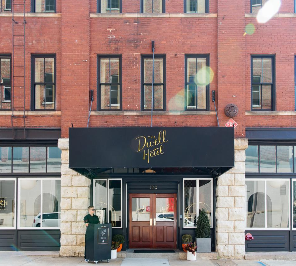 Travel: The Dwell Hotel