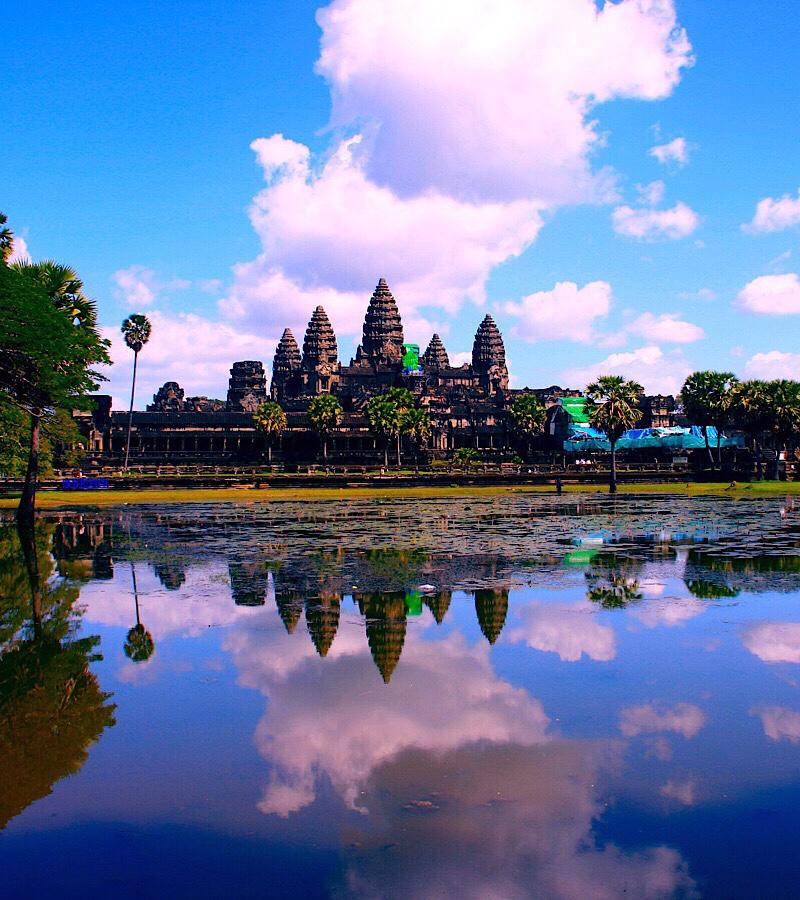 Travel: Angkor Wat