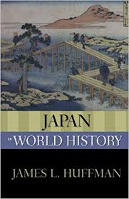 Japan in world history book cover image